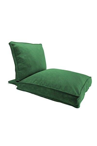 Baitha Maxi Destekli Yer Minderi - Yeşil