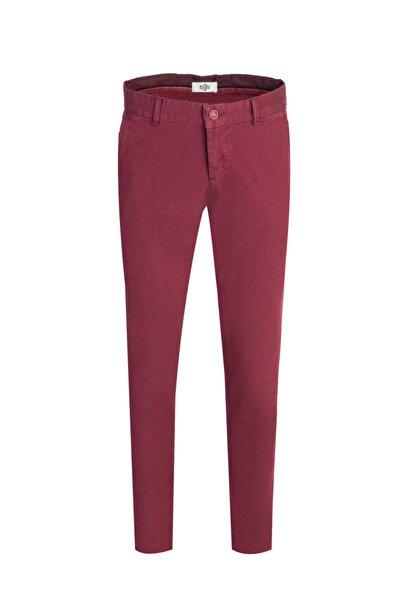 Kiğılı Slim Fit Desenli Spor Pantolon
