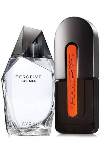 AVON Perceive Ve Full Speed Ikili Set Erkek Parfümü 5050000000192