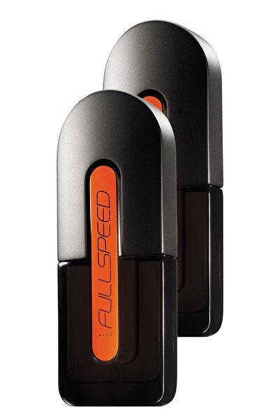 AVON Full Speed Erkek Parfüm Edt 75 ml 2'li Set 5050000103978