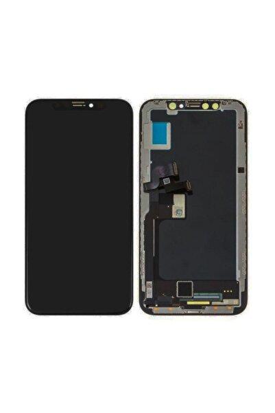 EgeTech Iphone X Uyumlu Siyah Oled Lcd Ekran Ve Dokunmatik
