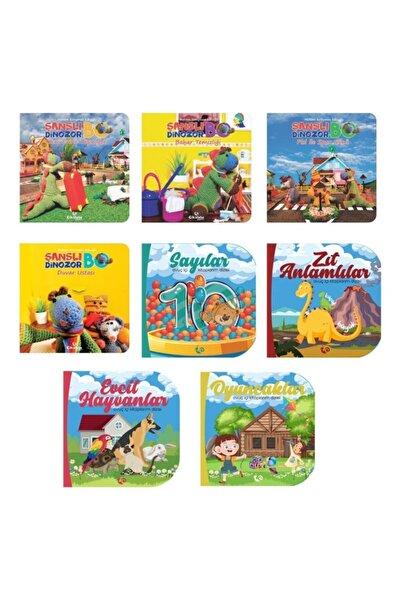 Çikolata Yayınevi 0-3 Yaş Aralığı Için 8 Kitap
