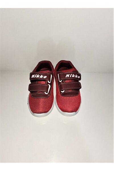 Nikko Çocuk Kırmızı Sneaker Ayakkabı