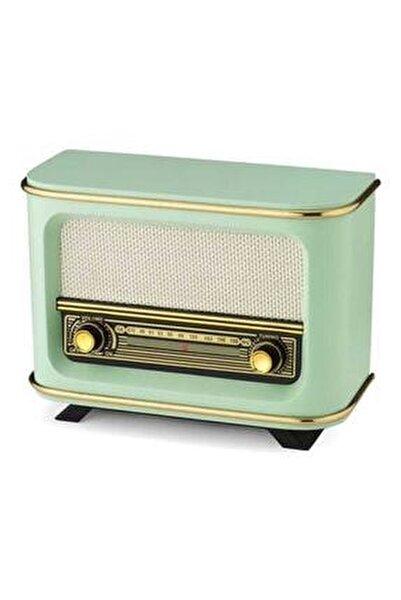 Nostaljik Radyo Istanbul Yeşil Adaptör