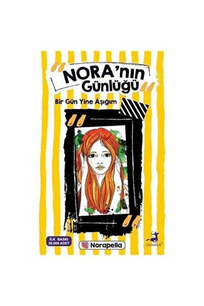 Olimpos Yayınları Nora'nın Günlüğü Bir Gün Yine Aşığım