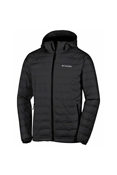 Columbia Powder Lite Hooded Jacket Erkek Mont Wo1151-010
