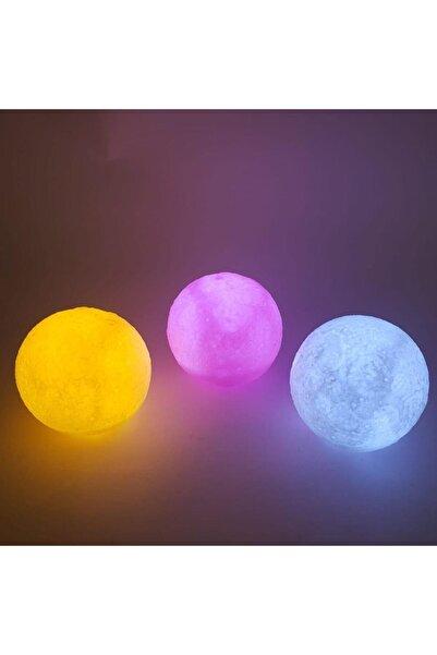 S&D 3d Boyutlu Ay Gece Lambası