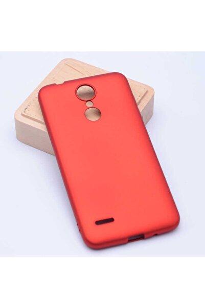 LG K9 Kılıf Ultra Ince Renkli Dayanıklı Silikon Premier Model