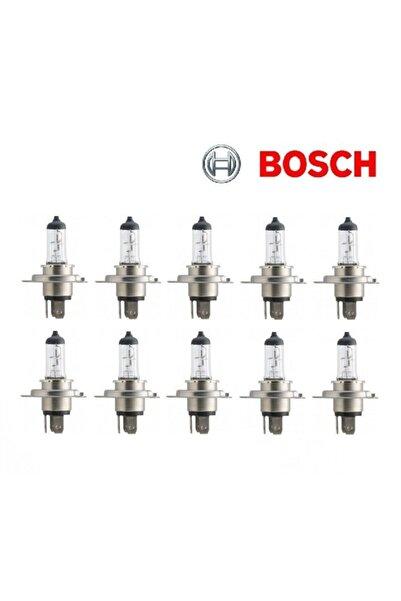 Bosch H4 12v 60/55w Far Ampulü 10 Adet