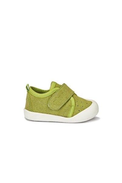 Vicco 950.19k.224 Ortopedik Unisex Bebek Yeşil Ilk Adım Ayakkabı
