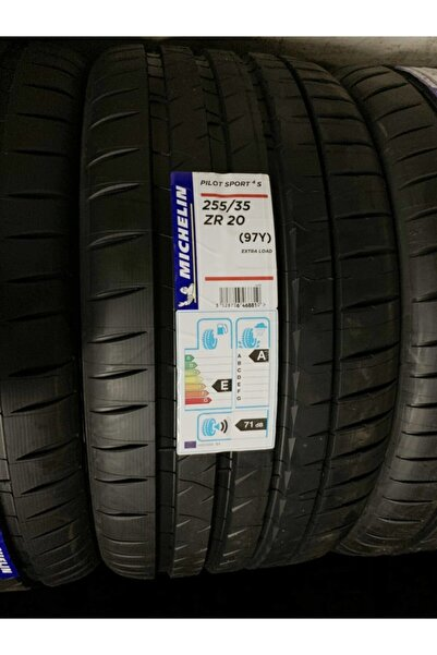 Michelin 255/35zr20 97y Xl Pilot Sport 4 S