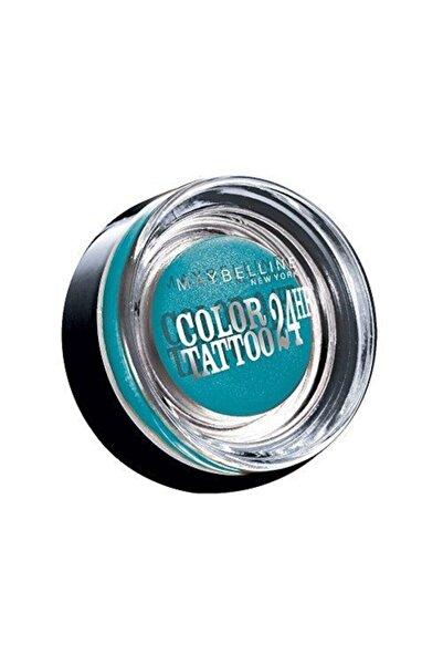 Maybelline New York Maybellıne Göz Farı Color Tattoo 24 Hr 20/turquoise Forever