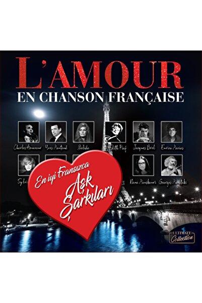 Gereksiz Şeyler Lamour En Chanson Française - Various Artist (plak)