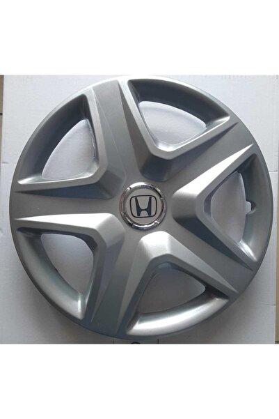 Avsaroto Honda Civic 14'' Inç Parlak Gri 4lü Set Jant Kapağı