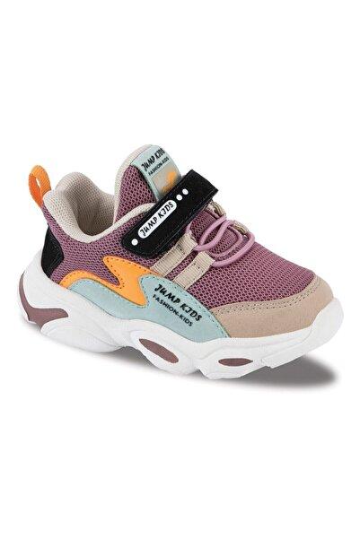 Jump Çocuk Spor Ayakkabı 25833 F Purple/beıge/mınt