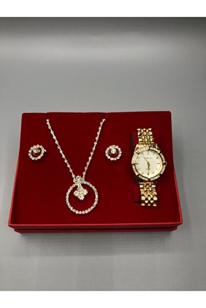 Timewatch Kadın Kol Saati Set