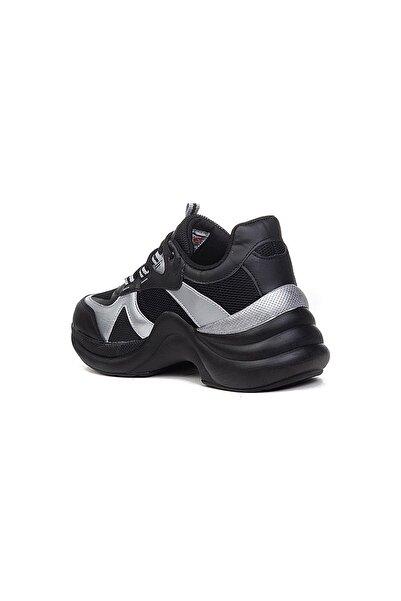 Twingo Kadın Bağcıklı Sneaker