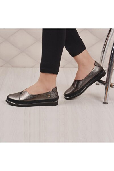 Pierre Cardin Kadın Günlük Ayakkabı Pc-51229 Platin
