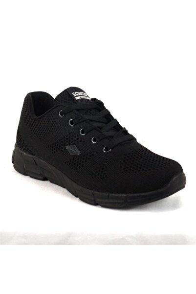 Scooter G5437ts Siyah Kadın Günlük Yürüyüş Ayakkabısı