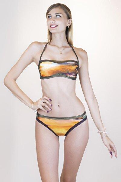 Zeki Triko B.1120-20 V.1 Bikini Takım B.1120-20