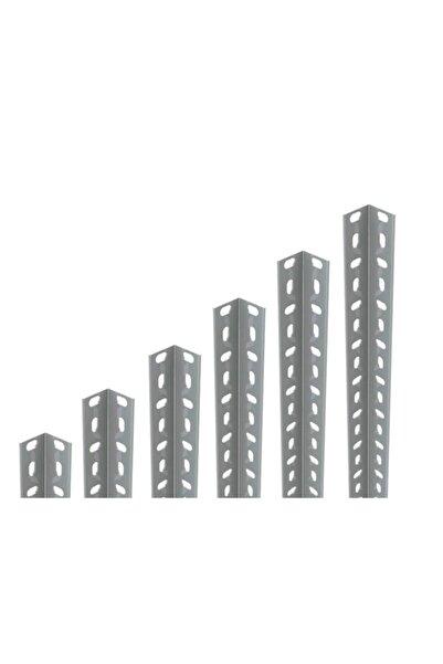 RafBurada Galvaniz Çelik Raf Profil 40x40 1,5-2,00mm Kalınlığında  1.5 mm-150 cm