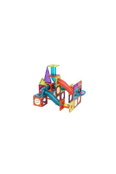 Zenkid 3d Magnet Lego Eğitici Oyuncak 188 Parça