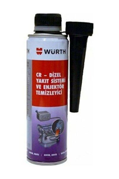 Würth Cr Dizel Mazot Yakıt Katkısı Ve Enjektör Temizleyici 300ml