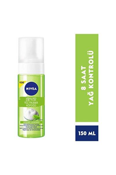 Nivea Urban Skin Detox Gözenek Arındırıcı Yüz Yıkama Köpüğü 150 ml