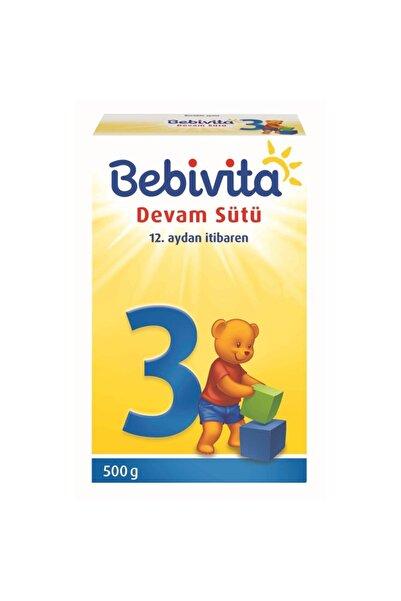 Bebivita Bebek Devam Sütü No3 500 Gr