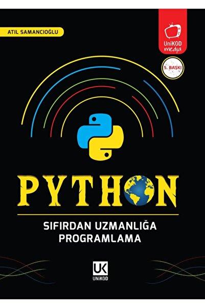 Unikod Sıfırdan Uzmanlığa Python Programlama