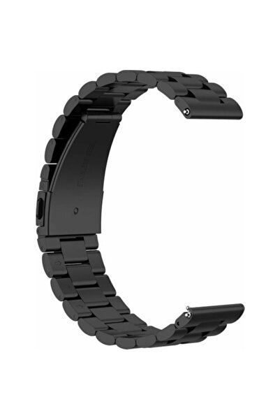 Mobicas Huawei Watch Gt 2e 46mm Uyumlu (22mm) Klasik Model Metal Kayış Kordon