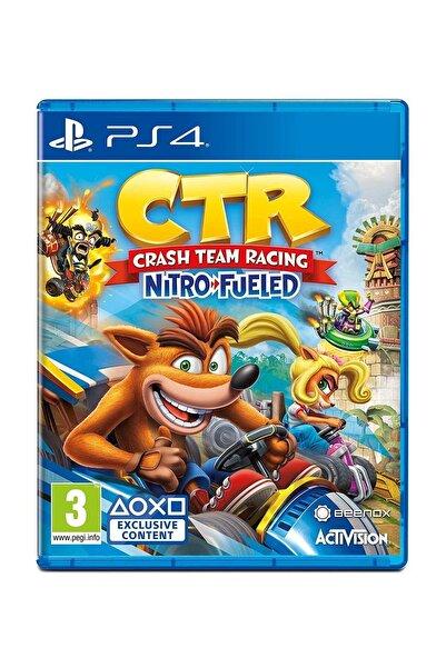 ACTIVISION Crash Team Racing Nitro Fueled Ps4 Oyun