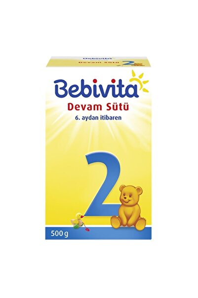 Bebivita Bebek Devam Sütü No2 500 gr