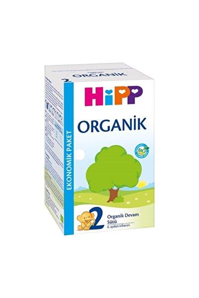 Hipp Boze 2 Organik Devam Sütü 600 Gr