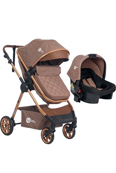 4 Baby Balans Travel Sistem Bebek Arabası