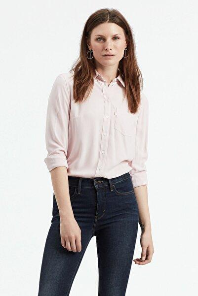 Levi's Klasik Kadın Gömlek (75640-0002)