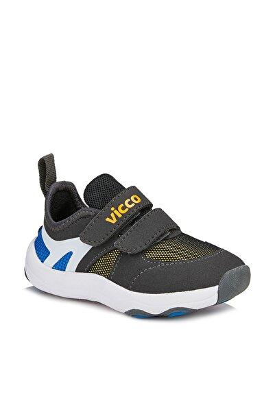 Vicco Vipo Unisex Bebe Siyah Sneaker