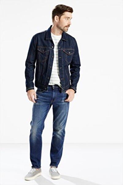 Erkek Lacivert 502 Straight Jean 29507-0021