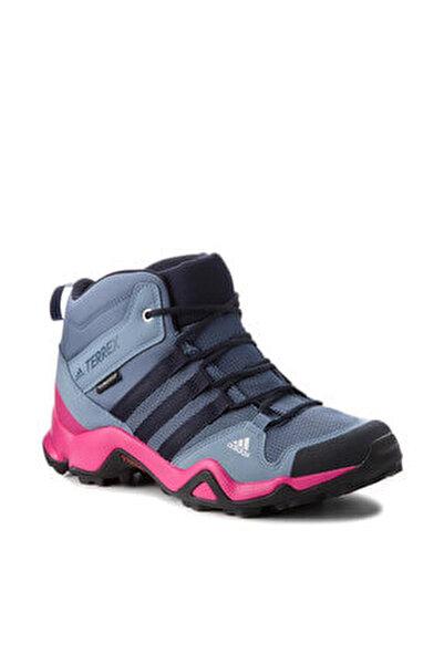 TERREX AX2R MID CP İndigo Unisex Çocuk Fitness Ayakkabısı 100449111