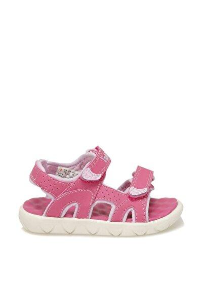Timberland Perkıns Row 2-Strap Pembe Unisex Çocuk Sandalet