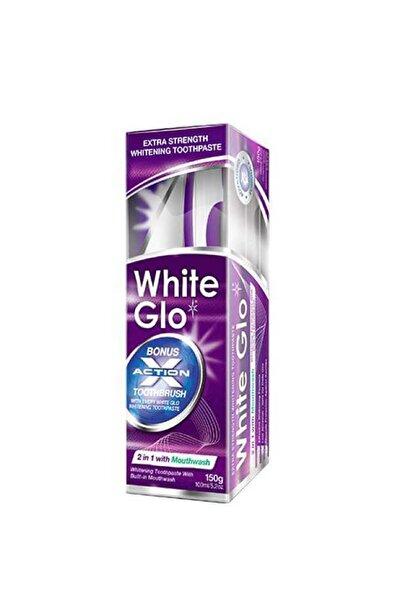 White Glo Gargara Katkılı Beyazlatıcı Diş Macunu 150 g 9319871000646