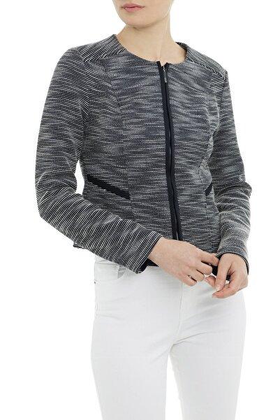 Armani Jeans Kadın Gri Ceket