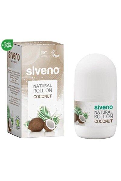 Siveno Doğal Hindistan Cevizi Roll- On 50 ml