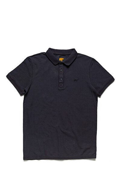 Bad Bear PIQUE POLO RAVEN