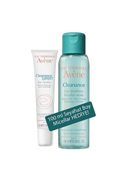 Avene Cleanance Expert Emulsion 40 ml & Cleanance Eau Micellaire 100 ml 3282779128056