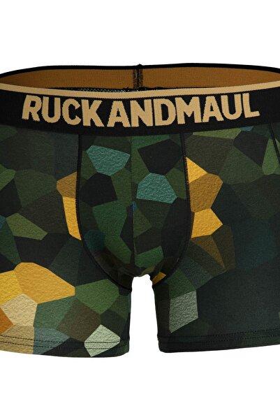 Ruck & Maul Erkek Mandarin Boxer AH1A3671061