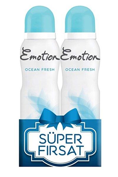 Emotion Ocean Fresh Kadın Deodorant 150 ml