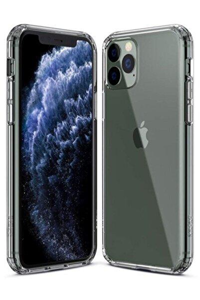 "Otto Di Aksesuar Iphone 11 Pro Max (6.5"") Şeffaf Tıpalı Kamera Korumalı Darbe Emicili Kılıf"