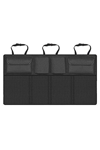 AnkaWood Ankaflex Araç İçi Bagaj Çantası 8 Cepli Oto Organizer Araba Bagaj Düzenleyici Çanta 50x80 cm