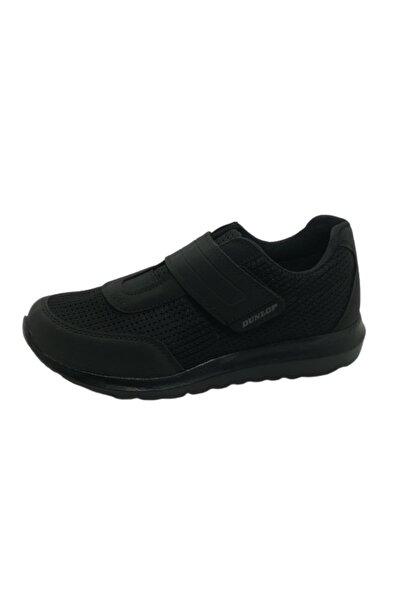 DUNLOP Kadın Siyah Spor Ayakkabı